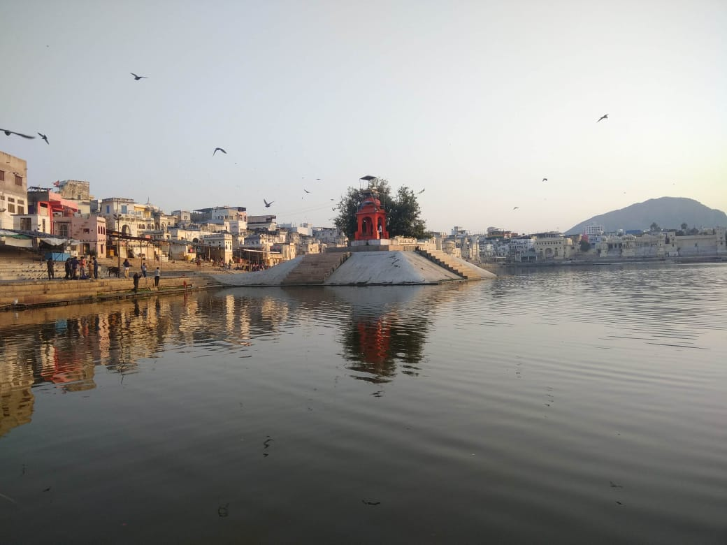Pushkar Trip Organised By School of Architecture