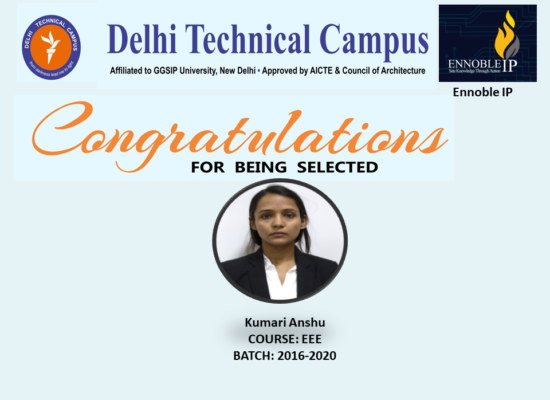 Congratulation Anshu